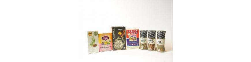 Tea & Herbs