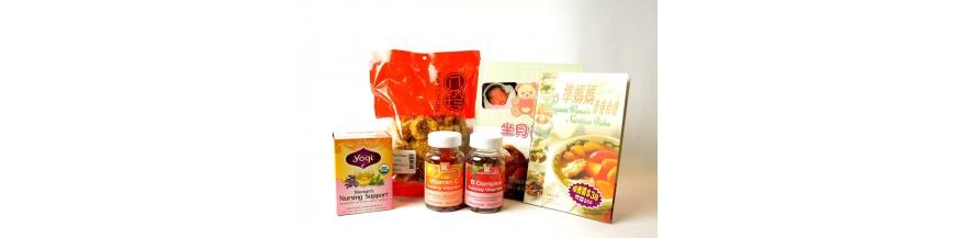 滋補食材、保健產品