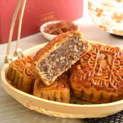 金華火腿月餅