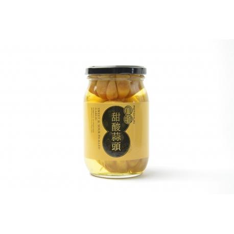 甜酸蒜頭 (440克)