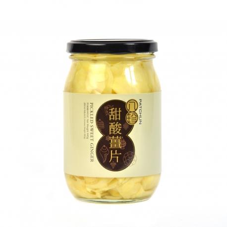 甜酸薑片(440克)