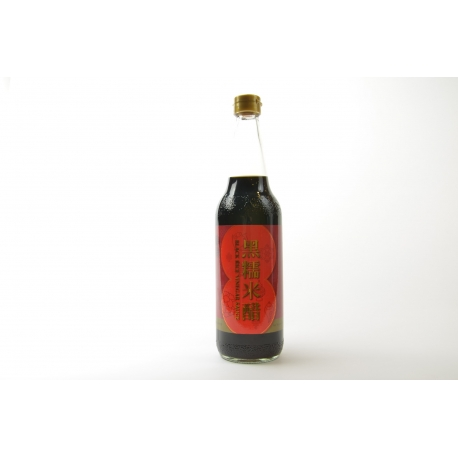Black Rice Vinegar Sauce   (600ml)