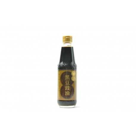 Black Bean Soy Sauce (300ml)