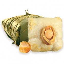 Supreme Whole Abalone Kwoh Ching Rice Dumpling