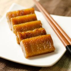 XO Sauce Glutinous Rice Cake