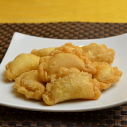 Fried Dumpling with Lotus Seed Paste (600G)