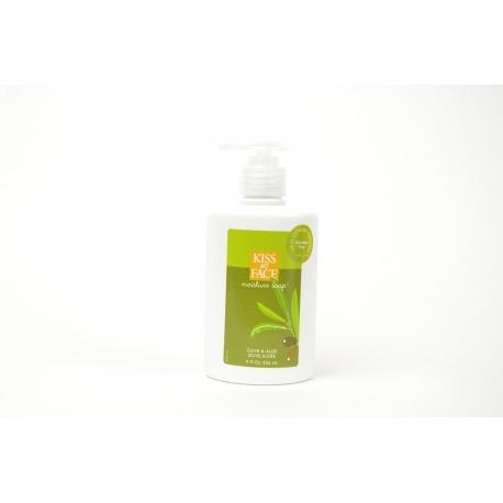 Kiss My Face Olive & Aloe Moisture Soap (256g)
