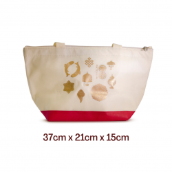 For HK$138 or more Rice Dumpling purchases (exclude Kwoh Ching), free 1 insulated bag
