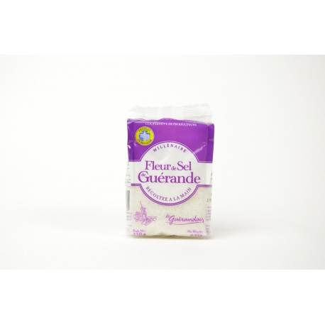 Flower Sea Salt Hand Harvested (Organic) (250g)