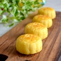 Mini Custard Cream Mooncake (6pcs)