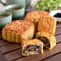 Mini Assorted Nuts Mooncake with Blueberry (6pcs)
