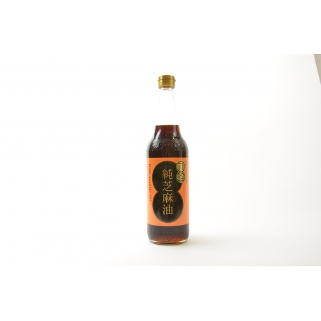 Pure Sesame Oil (600ml)