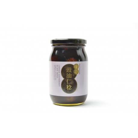 Chinese Gooseberry in Soy Sauce  (440g)