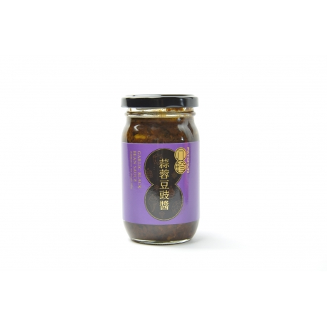 Garlic Black Bean Sauce (240g)