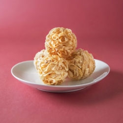 Fried Taro Ball (18 pcs) Gift Box